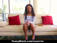 Free Porn Teenyblack - Black Teen Fucked In First Time Video