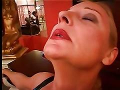 Free Porn Dominatrix Sucks And Fucks A Young Cock