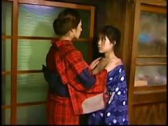 Free Porn Japanese Kimono Lesbian Lovers