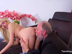 Free Porn Teenmegaworld -old-n-young- Blondie Follows Her Old Teacher