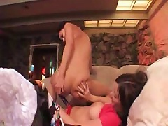 Free Porn Two Young Hotties Spend Their Free Time Fucking Each Other`s Cunts