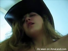 Free Porn Teen Rides A Hard Cock Like A True