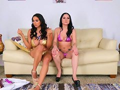 Free Porn Missy Martinez And Veruca James Are Excited About Exploiting Their Toy