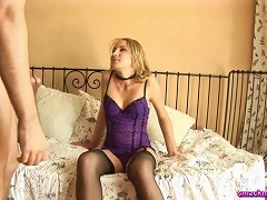 Free Porn Slutty Blonde Stefana Lets The Man Do All What He Wants With Her Snatch