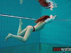 Free Porn Pierced Teen Swimming