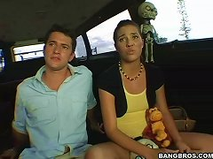Free Porn Shy Teens Goes Wild As She Gets Fucked Inside The Bang Bus