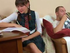 Free Porn Playful Russian Teen Gets Her Asshole Dicked