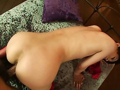 Free Porn Mind Taking Japanese Bombshell Hops On Erected Penis Wearing Tempting Lingerie And Stockings