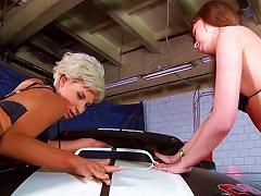 Free Porn Teens At The Car Wash