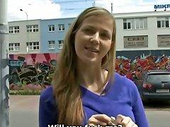 Free Porn Czech Streets - Veronika