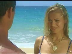 Free Porn Heaven Sent Teen Has  Sex As She Wears A Sexy Bikini