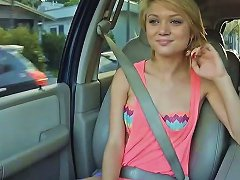 Free Porn Teen Dakota Skye Gives Head And Fucked In The Backseat