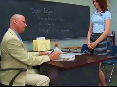 Free Porn Schoolgirl Teen Alana Rains Spanked Fucked