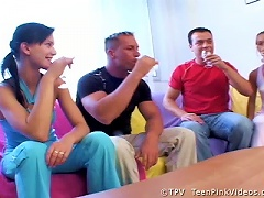 Free Porn & Mili Foursome Swingers  With Fucking
