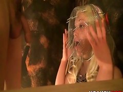 Free Porn Bdsm Blowjob Blonde Chubby