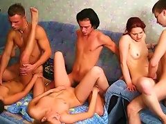 Free Porn Outstanding Teen Group Action With Hot Perverted Teens