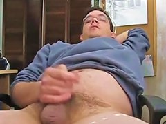 Free Porn Anthony Jerking Off