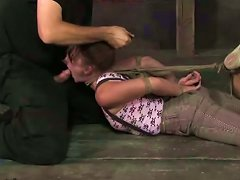Free Porn Kinky Teen Briana Gets Her Throat Fucked Hard In BDSM Room