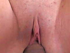 Free Porn Sexy Little Beauty Gets Her Hairless Clam Ravaged