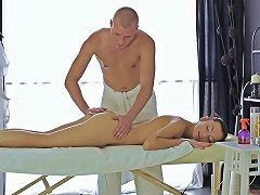 Free Porn Teeny Lovers Two Way Massage And Fucking