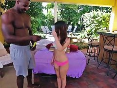 Free Porn Extra Small Teen Kylie Rose Takes A Big Black Dick