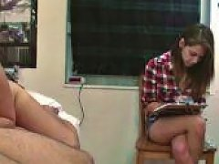 Free Porn College Amateur Doggystyled In Dorm