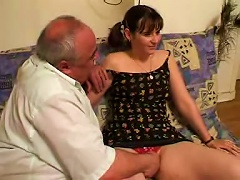 Free Porn 3 French Daddies Fuck A Young Slut