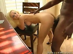 Free Porn Hot Blonde Girl Bent Over And Fucked From Behind