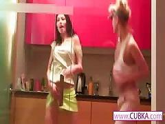 Free Porn Sasha And Dasha In The Kitchen
