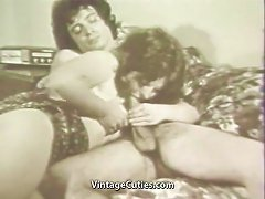 Free Porn Nice Oral Sex With Two Young People (1960s Vintage)