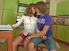 Free Porn Young And Hot Brunette Gerda Gets Fingered And Fucked