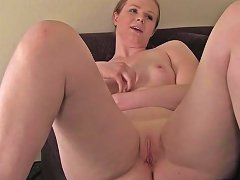 Free Porn Small Breasted Claire Toying Her Pussy