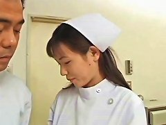 Free Porn Sexy Asian Nurse Gets Seduced By A Doctor