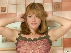 Free Porn Sweet Girl Suzie Performs A Hot Striptease And Masturbation