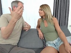 Free Porn Lara West Age Is No Problem Old And Teen Sex Video