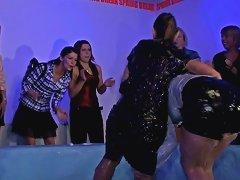 Free Porn Sloppy Goo Wrestling Is Back