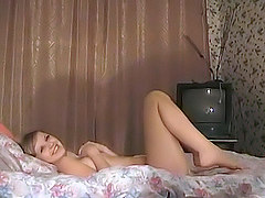 Free Porn Delightful Brown  Hair  Teen  From  Greece With  A  Petite  Body In  Cage