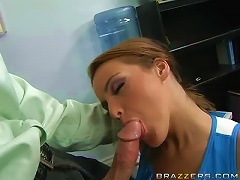 Free Porn Hot Teen With Natural Tits Natasha Nice Fucked In The Office