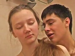 Free Porn Teen Couple Fucks After Watchting Porn