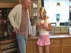 Free Porn Blonde Teen With Old Guy