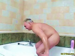 Free Porn Sweet Blond Teen Servicing A Nasty Old Man In The
