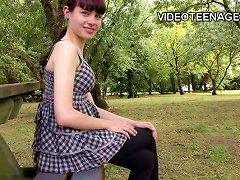 Free Porn Teen Luna Porno Casting Audition