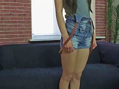 Free Porn Tricky Agent A Skinny Redhead Is Eager To Be Fuc