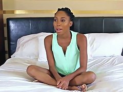 Free Porn Ebony Teen Facialized Upornia Com