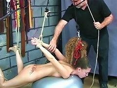 Free Porn Kinky Young  Loves Being Tied Up