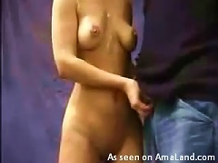 Free Porn Horny  Gives Her Boyfriend One Hell Of A