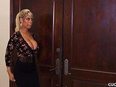Free Porn Voluptuous MILF Bridgette B Bouncing On A Throbbing Manhood