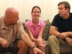 Free Porn Amateur And Hot Hailey Young With  On Her Back Is Getting Sucked And Fucked For Cash