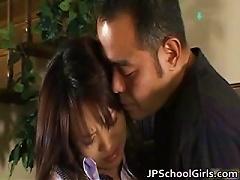 Free Porn Haruka Aida Pretty Asian Schoolgirl Part6