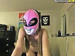 Free Porn Brunette Teen Girl Teasing Naked